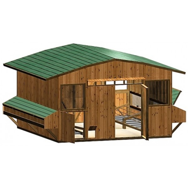 Fikl useful chicken coop plans for 100 chickens for Poultry house plans for 100 chickens